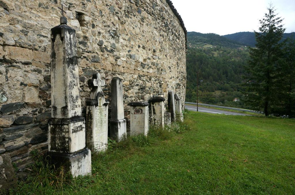 В монастыре Студеница