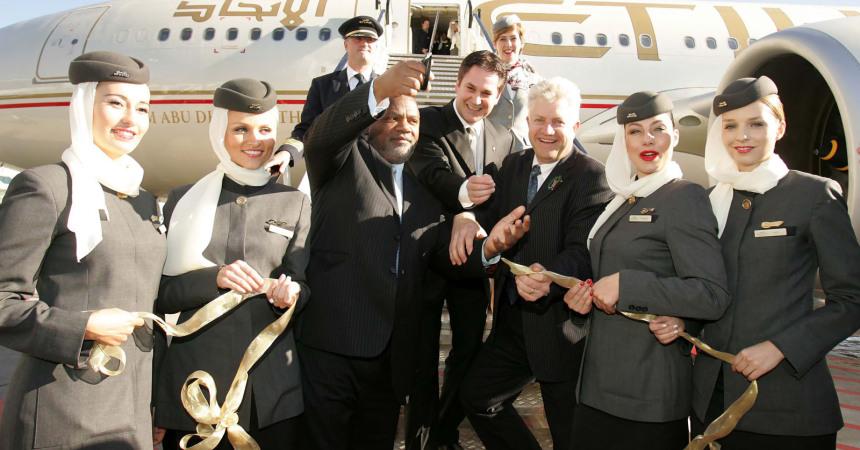 Etihad объявила о создании нового бренда Etihad Airways Partners