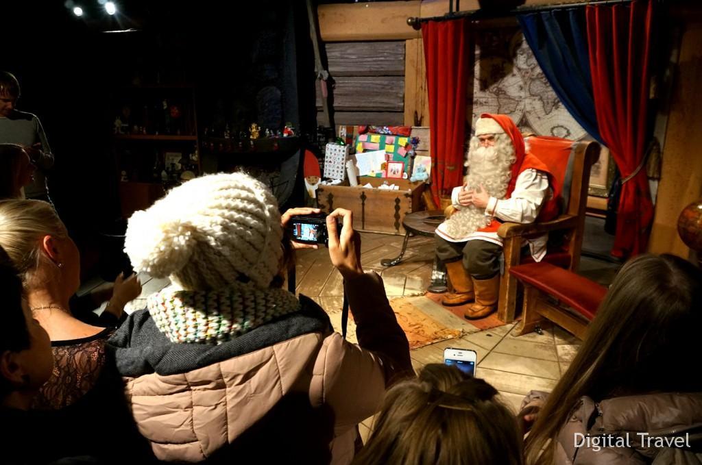 Йоулупукки - финский рождественский Дед. В мире известен как Санта-Клаус;)