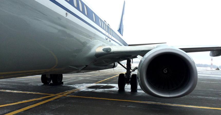В «Белавиа» пришёл вместительный Boeing 737-800. Компания ждёт заявок на чартерные рейсы от турфирм