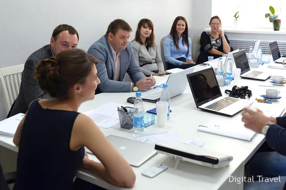 Школа туризма в Минске