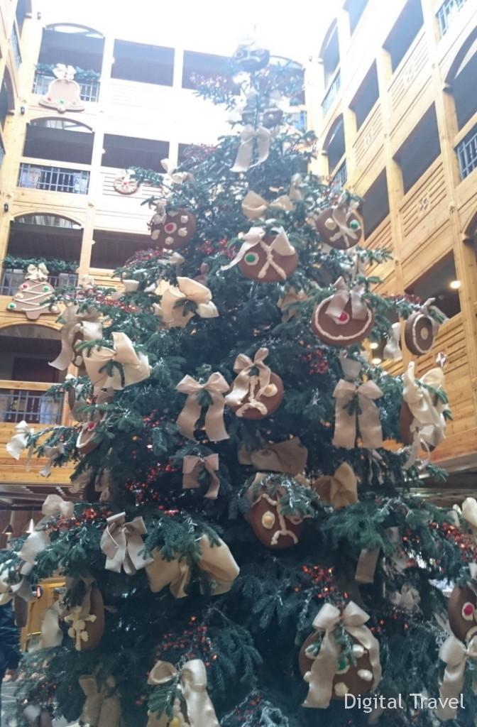 Новогодняя Елка в отеле «Sport Village» 4*
