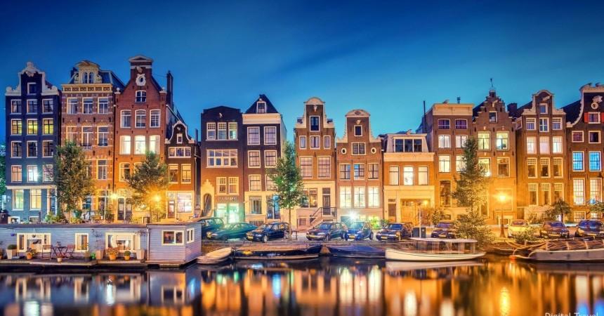 Рекламный тур в Голландию
