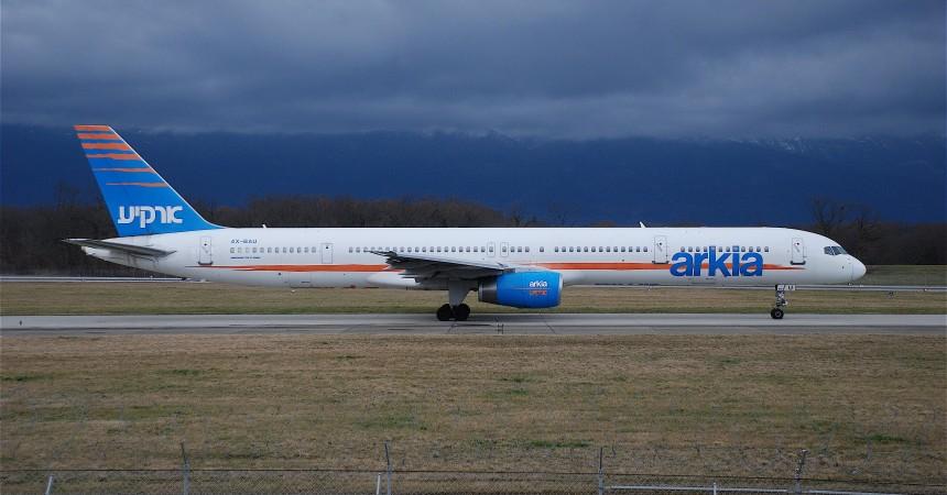 В Беларусь приходит израильская авиакомпания Arkia