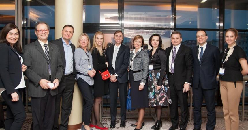 Фоторепортаж: воркшоп Europe & Mediterranian Travel show в Минске