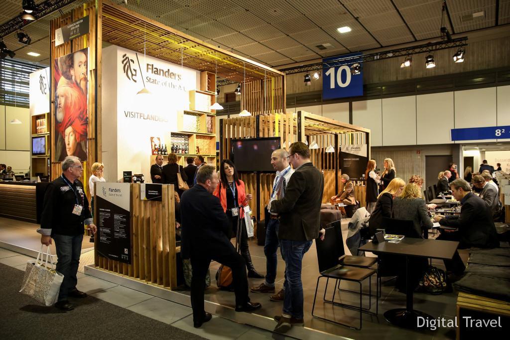 """ITB Berlin 2016 - Belgien - """"Stadt Antwerpen"""""""