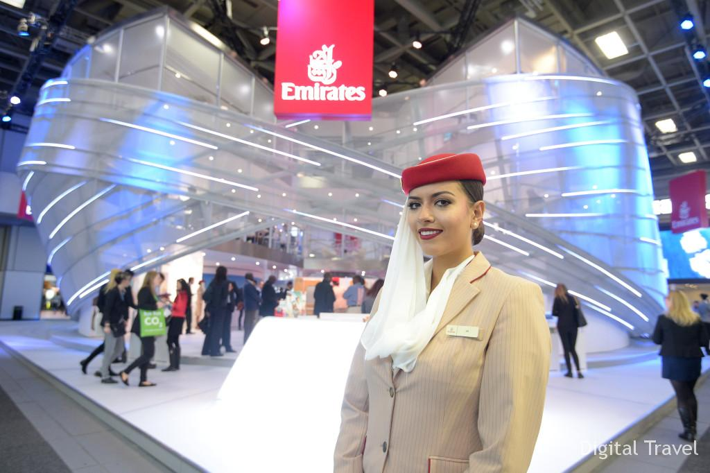 ITB Berlin 2016 - Emirates Airline -