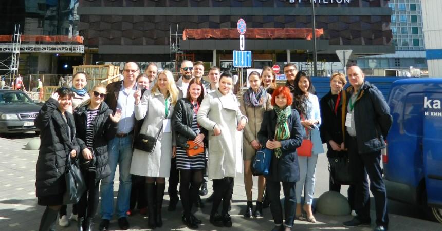 В Минске состоялся ознакомительный тур для MICE-компаний