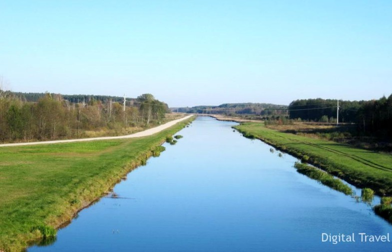 Августовский канал вместе с Гродно стал безвизовым для иностранных туристов
