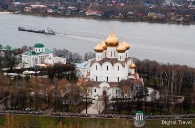 """14-15 октября 2016: VI Международный туристический форум """"Visit Russia"""" в Ярославле. Приглашаются турфирмы Беларуси"""