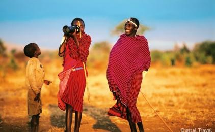 24 ноября 2016: «Тайм Вояж» приглашает на семинар по Лапландии, Занзибару и Кении
