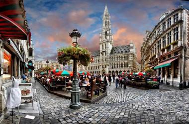 «Белавиа» открывает прямой рейс в Брюссель. Билеты – от 89 EUR
