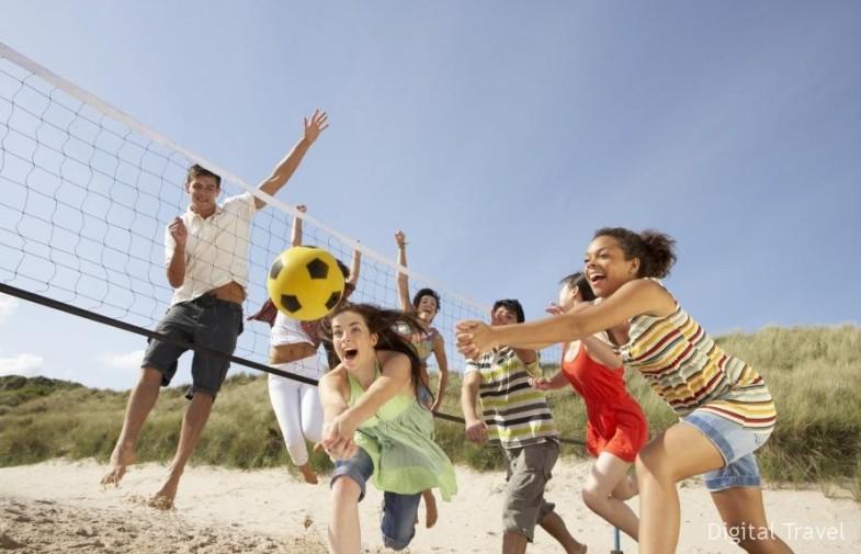 5 причин бронировать детский отдых в Паланге