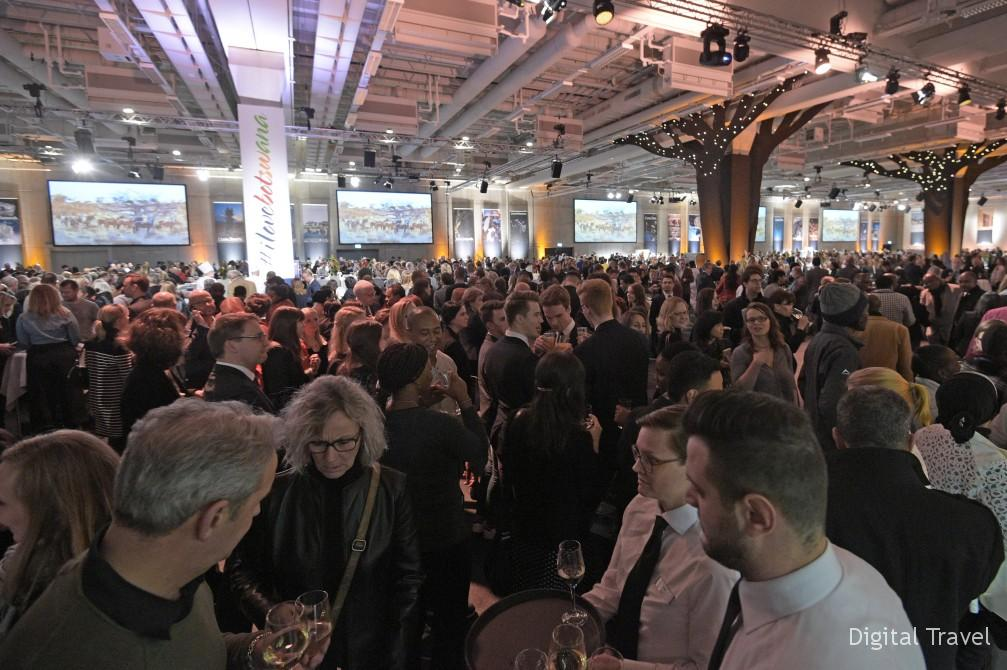 ITB Berlin 2017. Церемония открытия выставки