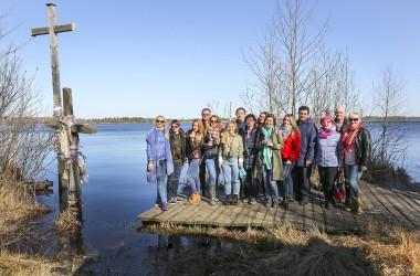 Нацагентство по туризму провело образовательный семинар по экотуризму на Полесье