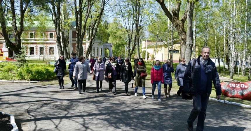 Нацагентство по туризму провело образовательный семинар в Красном береге в рамках «Фэста экскурсоводов – 2017»