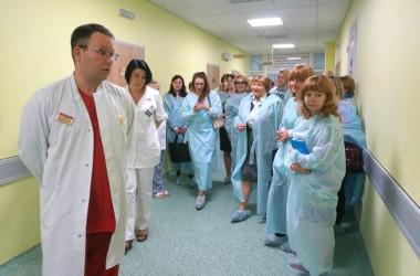 Белорусским турагентам впервые презентовали возможности УЗ МОКБ