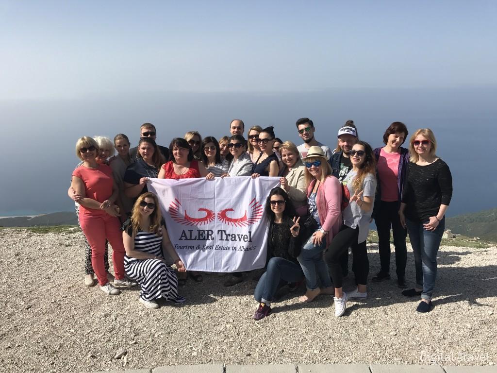 Принимающая компания в Албании - Aler Travel