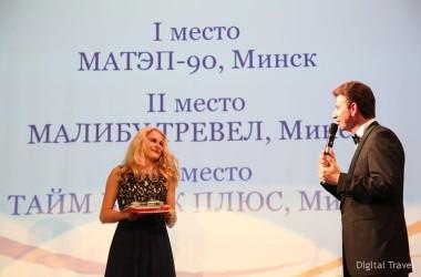 Три белорусских агентства стали лидерами первой круизной премии PAC GROUP