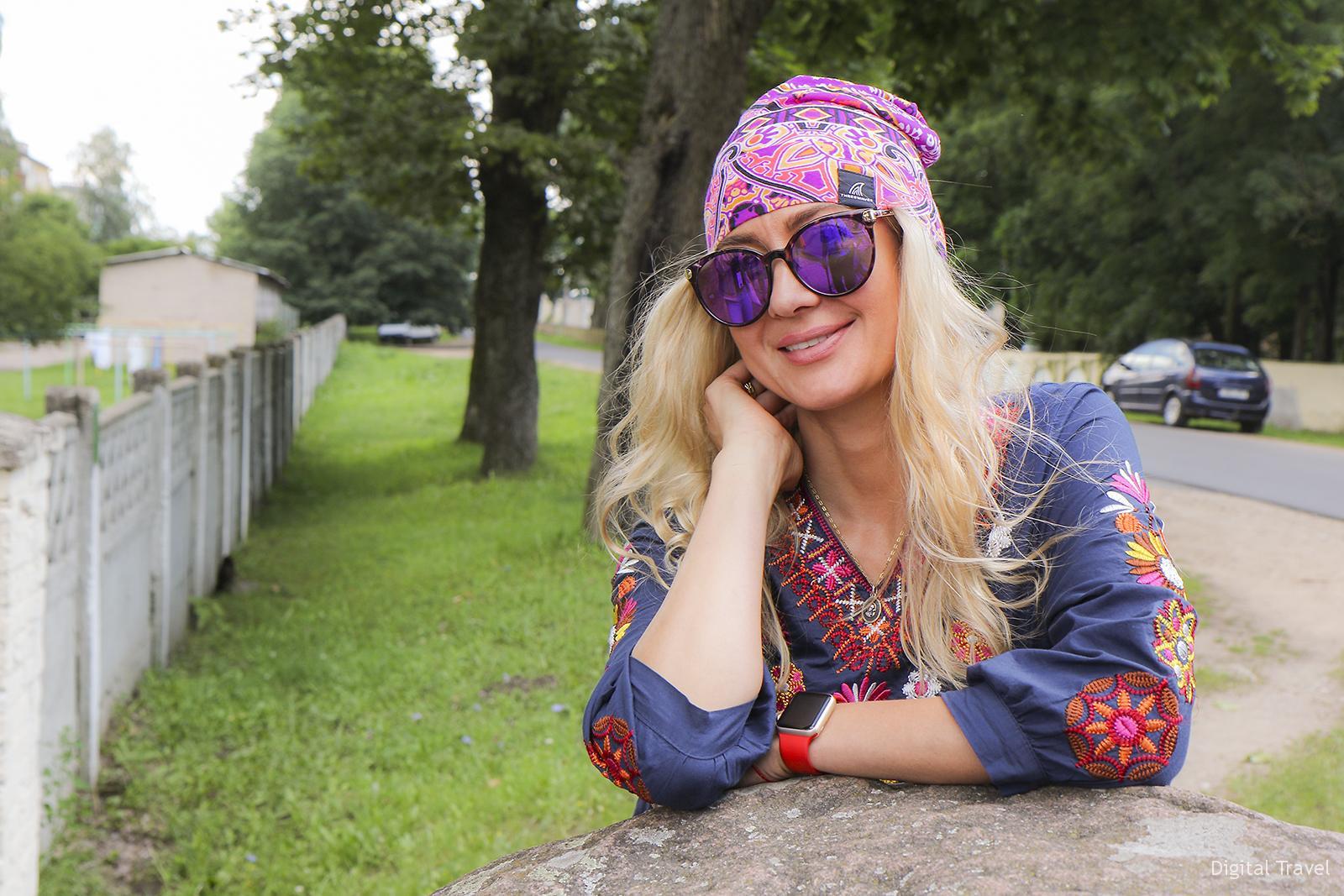 Ксения Гулякевич, компания Paradise Travel