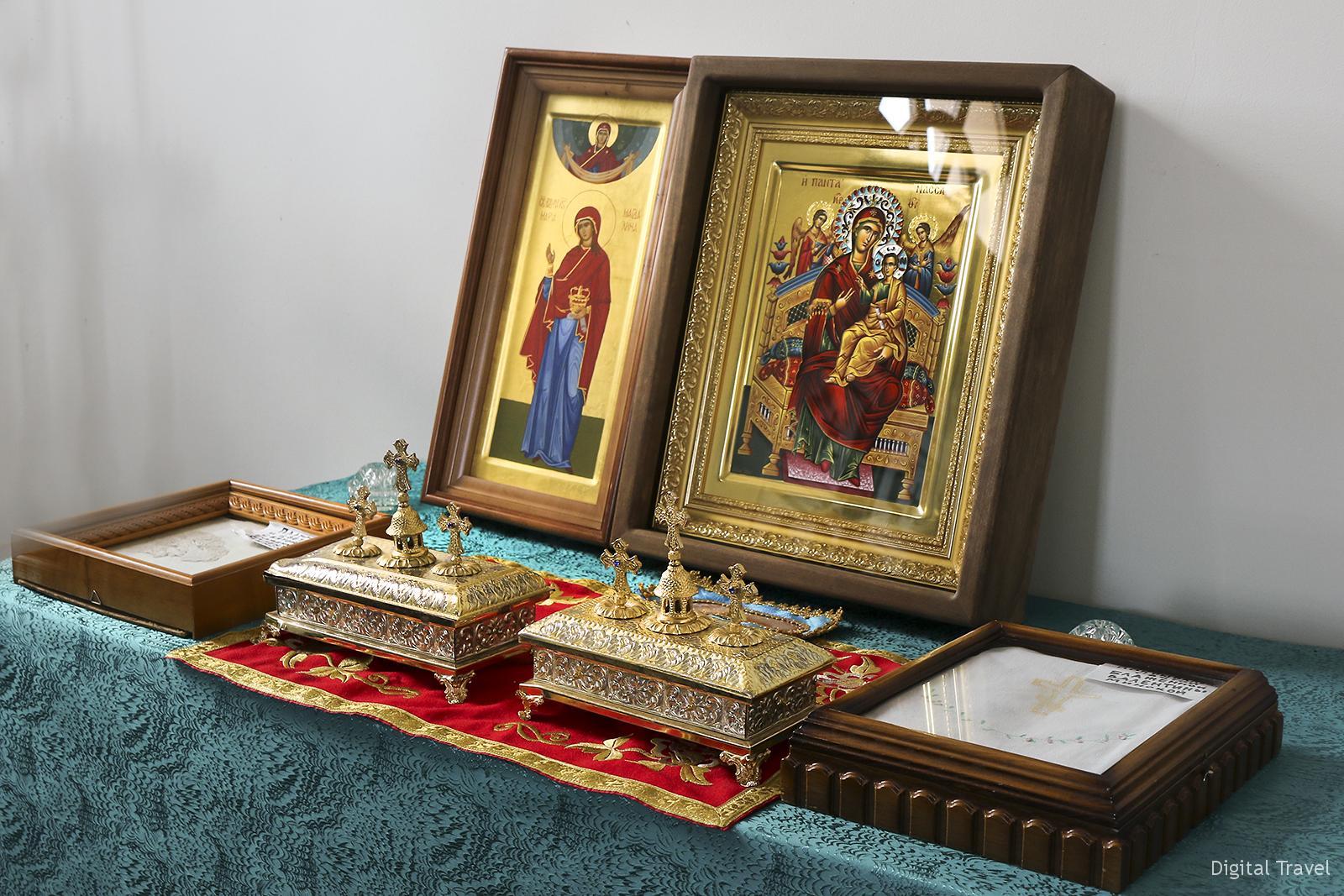 Свято-Николаевская церковь в Станьково