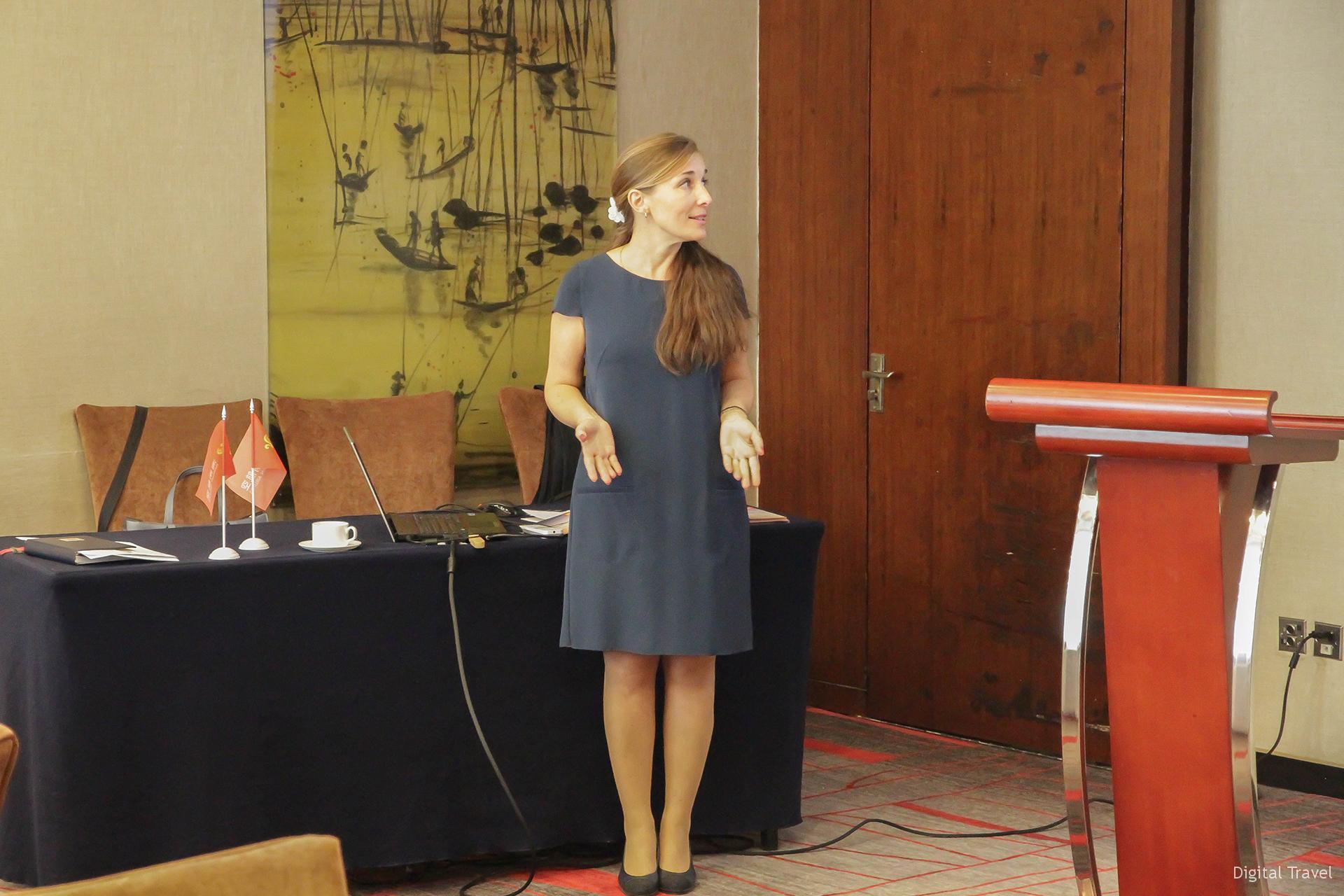 Наталья Маслова, менеджер по работе с клиентами Санкт-Петербургского представительства Hainan Airlines