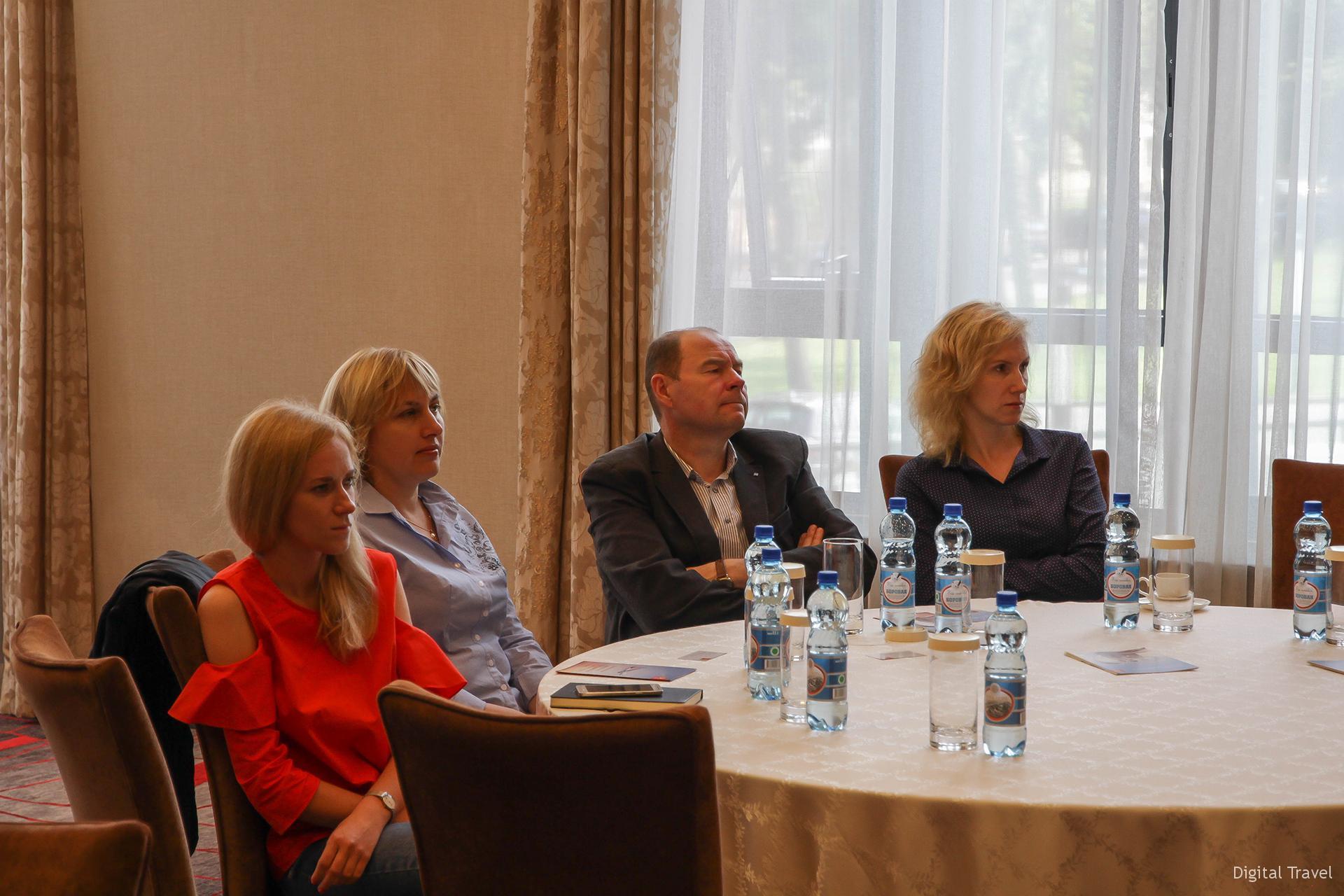 Презентация Hainan Airlines в Минске