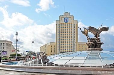 TEZ TOUR запускает гарантированные обзорные экскурсии по Минску