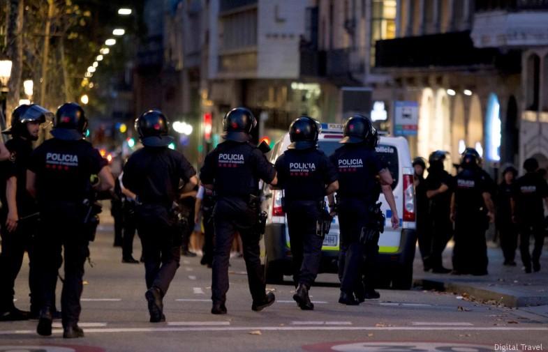 МИД рекомендует воздержаться от посещения мест скопления людей в Испании