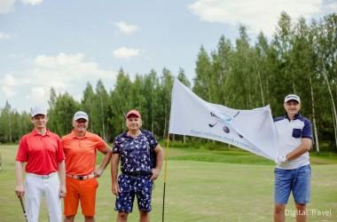 Первый минский гольф-турнир Time to Golf от «Тайм Вояж»: как это было
