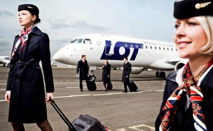 Польская авиакомпания LOT полетит в региональные аэропорты Беларуси?