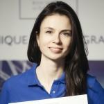 Марина Хоменко, аккаунт-менеджер компании Air France – KLM