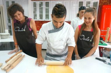 Турфирма Sapori Tours устроила кулинарный мастер-класс по сицилийской кухне