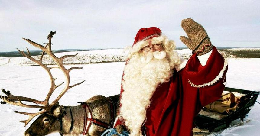 На Новый год из Минска в Лапландию планируют запустить чартерную цепочку