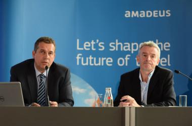 Ryanair начнет продажи через Amadeus