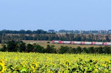 Из Москвы в Анапу пошли чартерные поезда