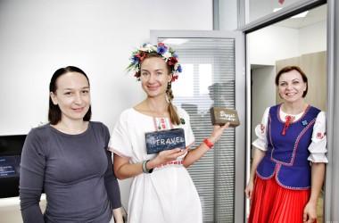 Фоторепортаж: В Минске открылся новый офис компании Paradise travel