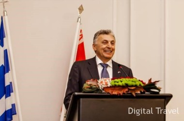 Почетным консулом Беларуси в Греции официально стал Борис Музенидис