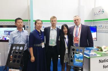 Замминистра спорта и туризма Михаил Портной провёл презентацию туристических возможностей Беларуси в китайском городе Урумчи