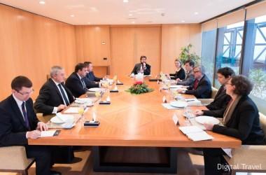 Посольство Беларуси в Испании открыто в Мадриде