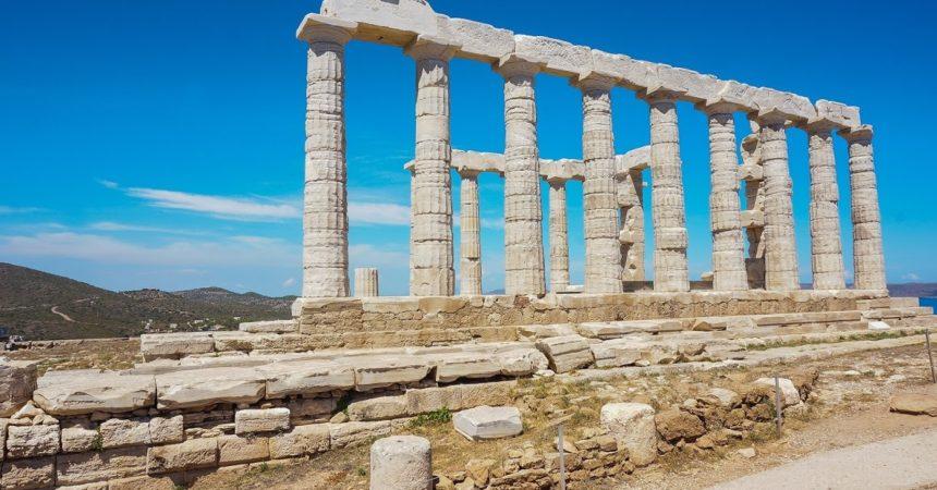 Греция. Шпаргалка для туриста