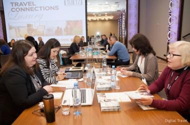 Воркшоп TRAVEL CONNECTIONS LUXURY-2017 прошел в Минске: фотофакт