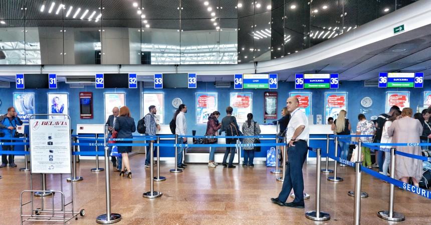 Расскажите туристу! В минском аэропорту появился бесплатный Wi-Fi