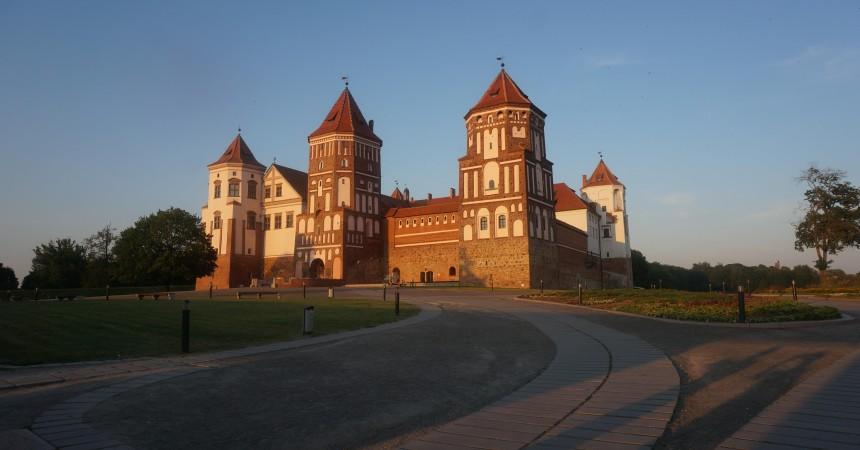 Мирский замок принял 110 экскурсий за один день