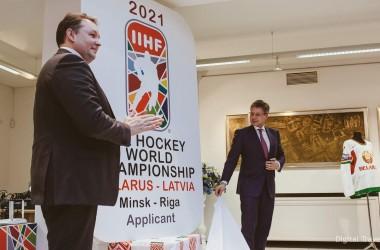 Беларусь примет ЧМ-2021 по хоккею и введет безвизовый режим