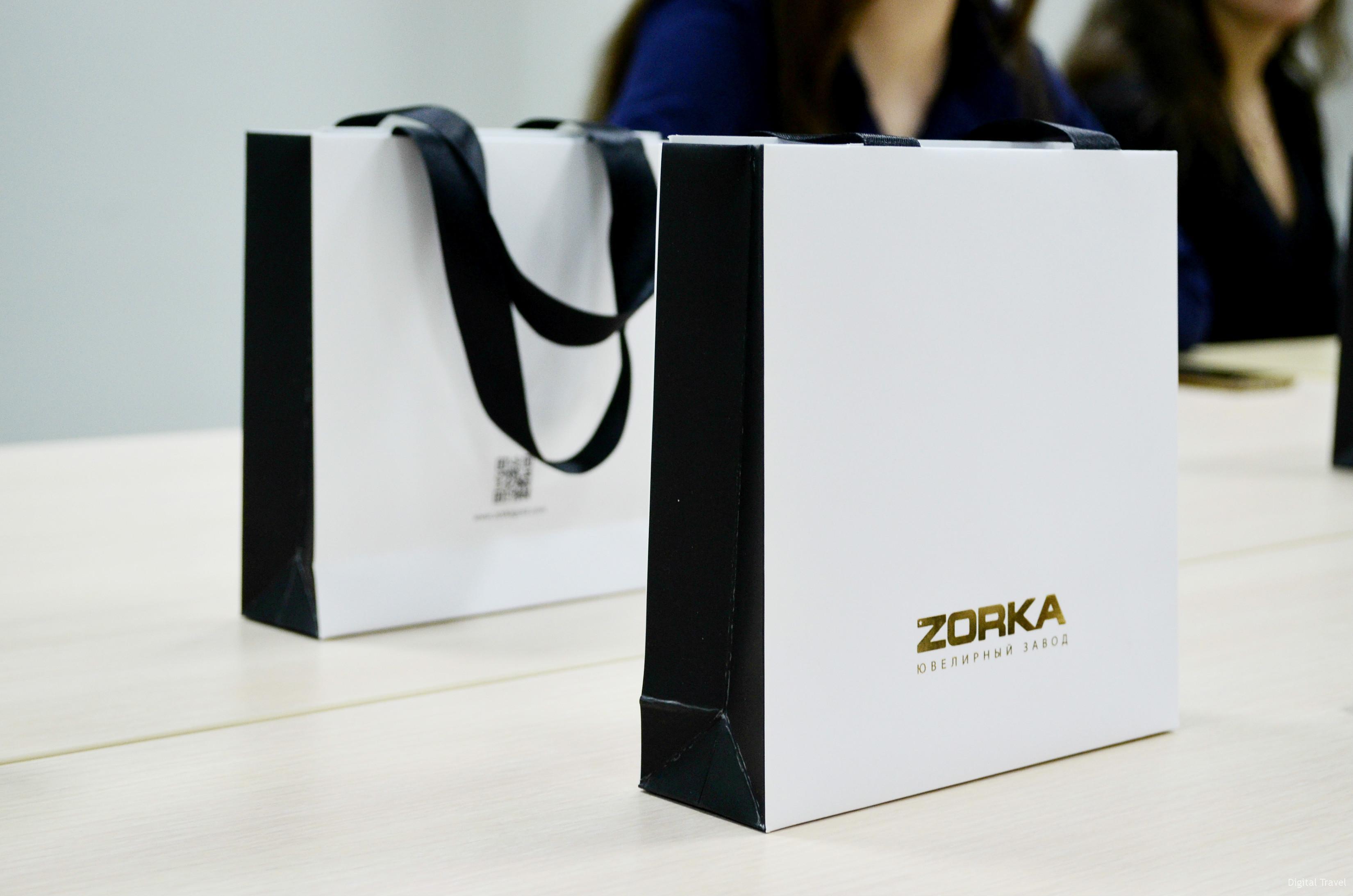 ccd5693d06b4 Ювелирный завод ZORKA предложил турагентам Беларуси сотрудничество    Digital Travel