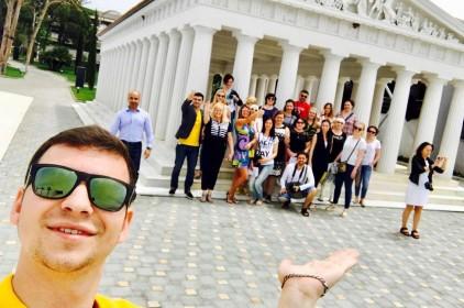 Как прошел директорский тур «Музенидис Трэвел» на Тасос, в Кавалу и Александруполис?