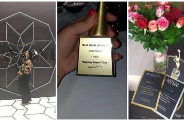 Белорусская компания Any Way Travel стала лучшей в СНГ по итогам премии Maxx Royal Awards