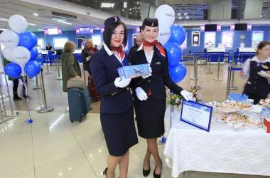 «Белавиа» впервые преодолела планку в 3 миллиона пассажиров в год