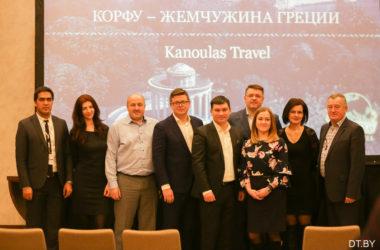 «Сегодня — один рейс, завтра их будет два»: греческий и белорусские туроператоры совместно презентовали Корфу в Минске